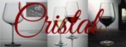 Copas de Vino Gama Alta en Cristal